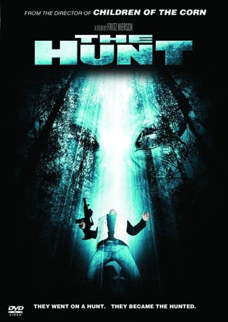 The Hunt (2006 film) movie poster