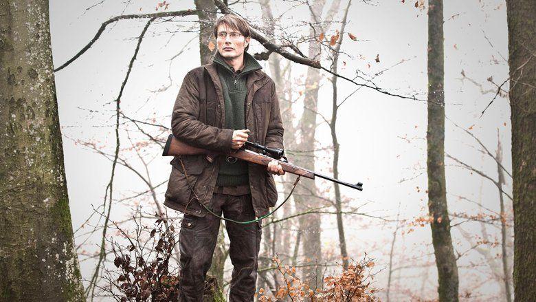 The Hunt (2012 film) movie scenes