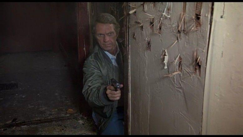 The Hunter (1980 film) movie scenes