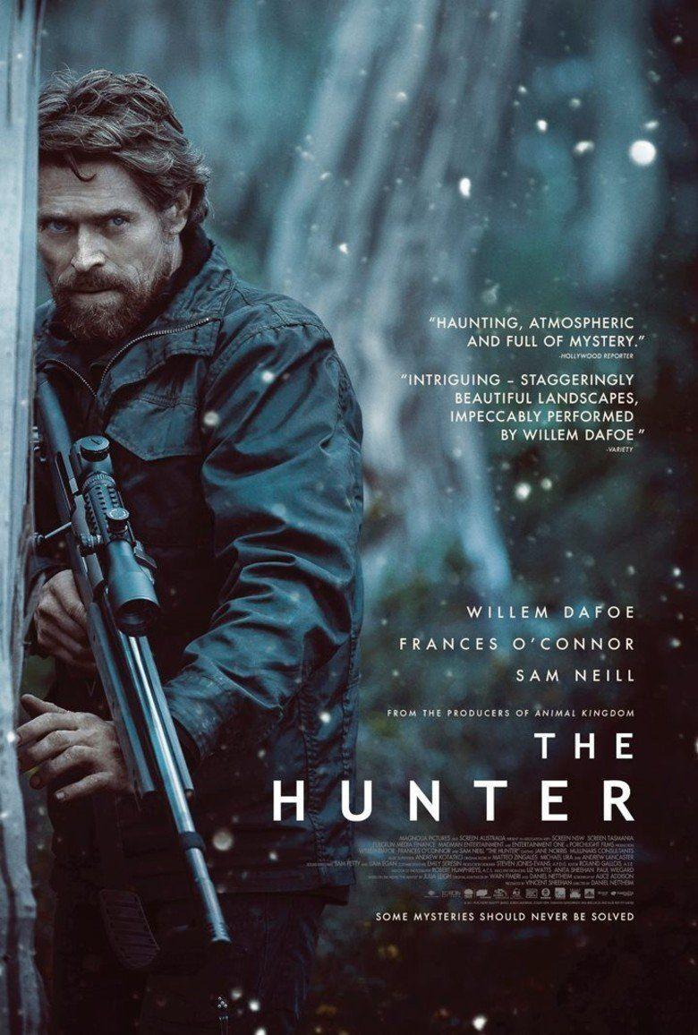 The Hunter (2011 Australian film) movie poster