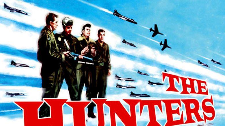 The Hunters (1958 film) movie scenes