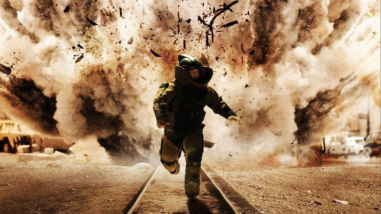 The Hurt Locker movie scenes