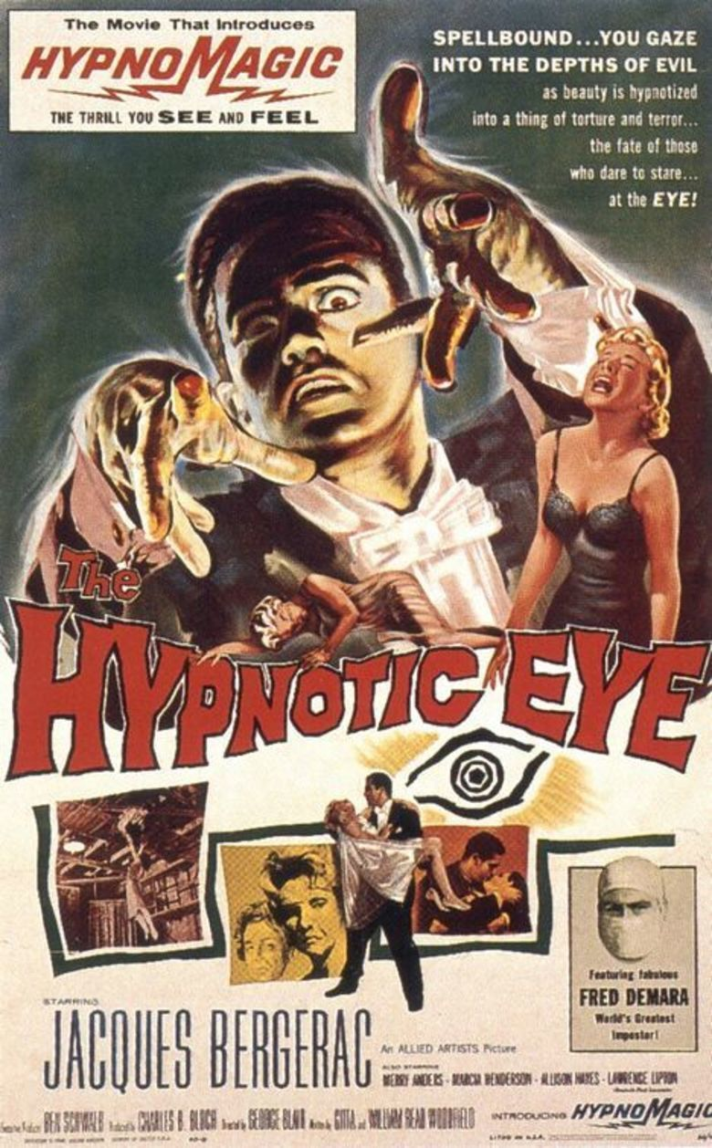 The Hypnotic Eye movie poster