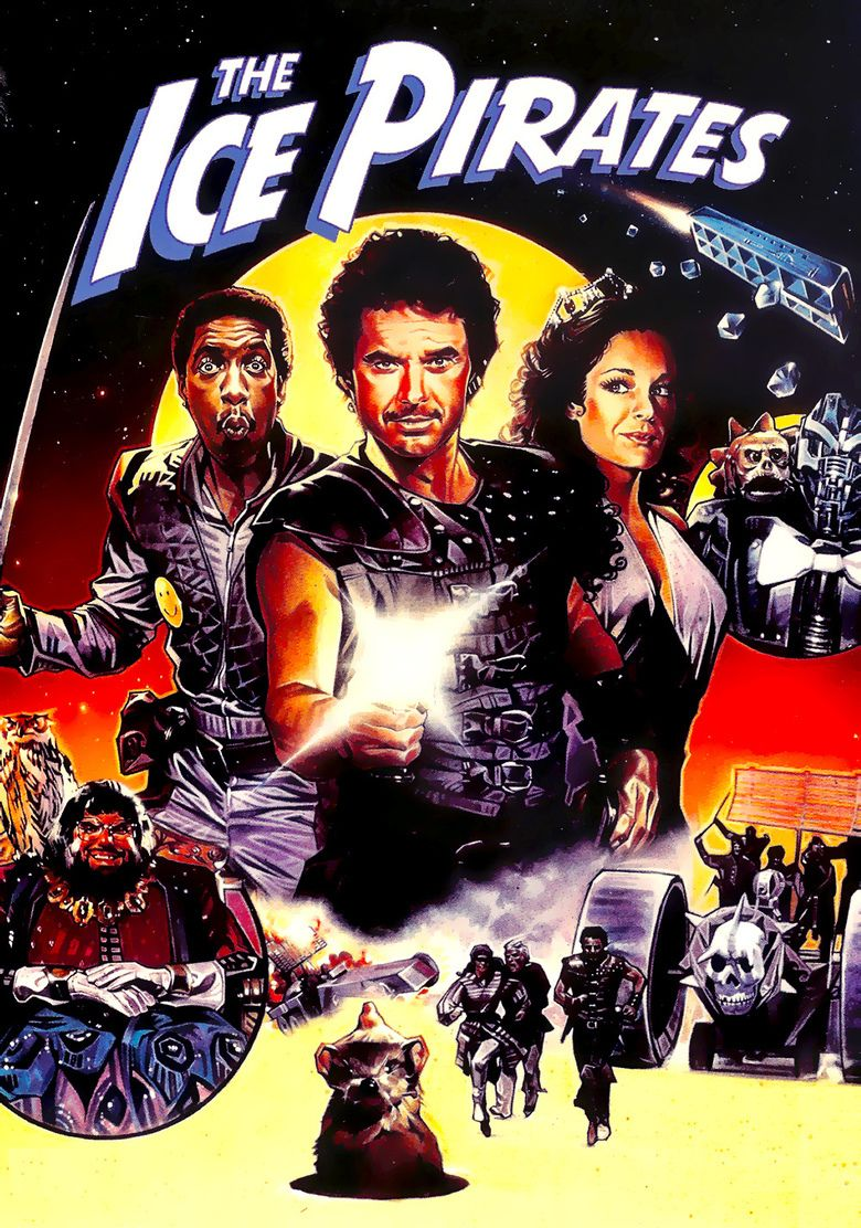 The Ice Pirates movie poster