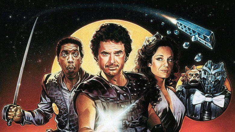 The Ice Pirates movie scenes
