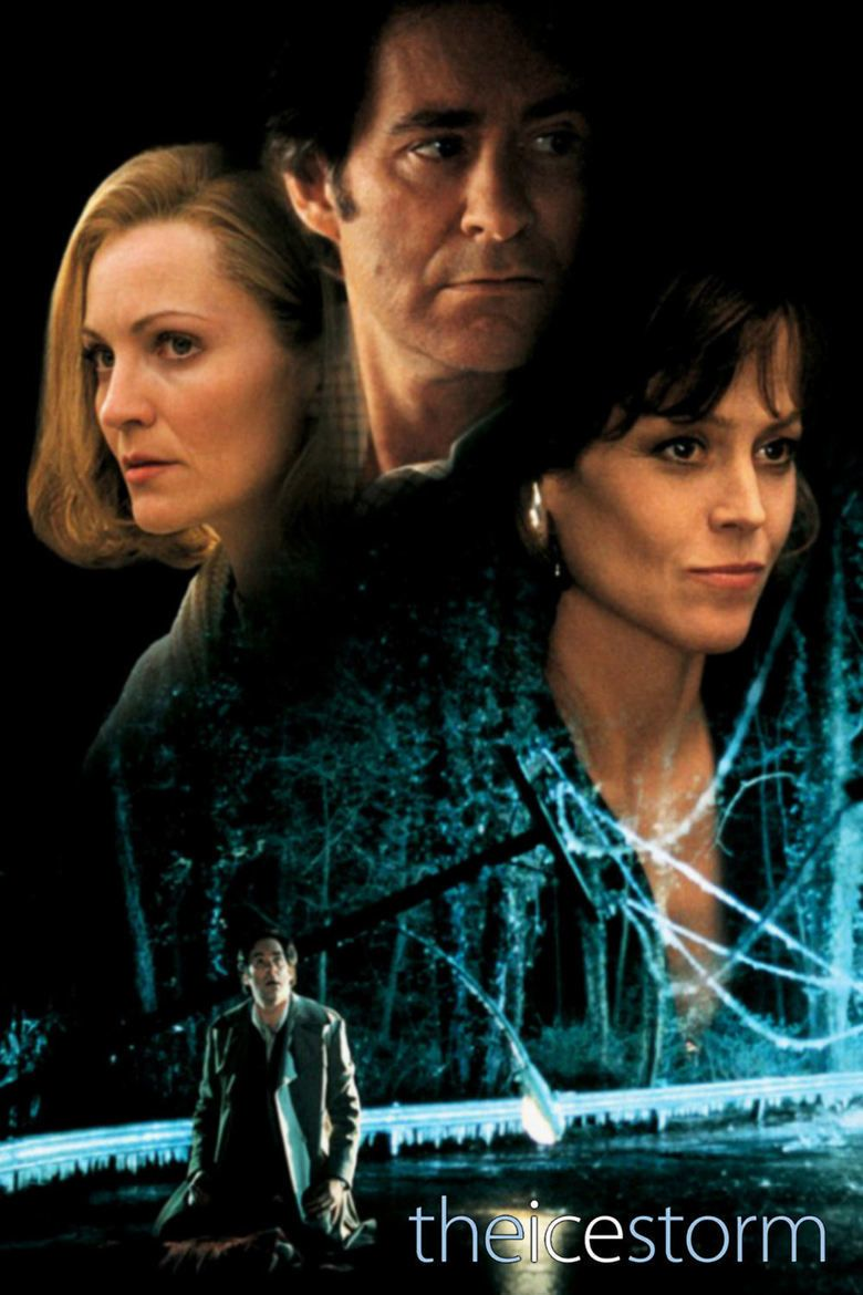 The Ice Storm (film) movie poster