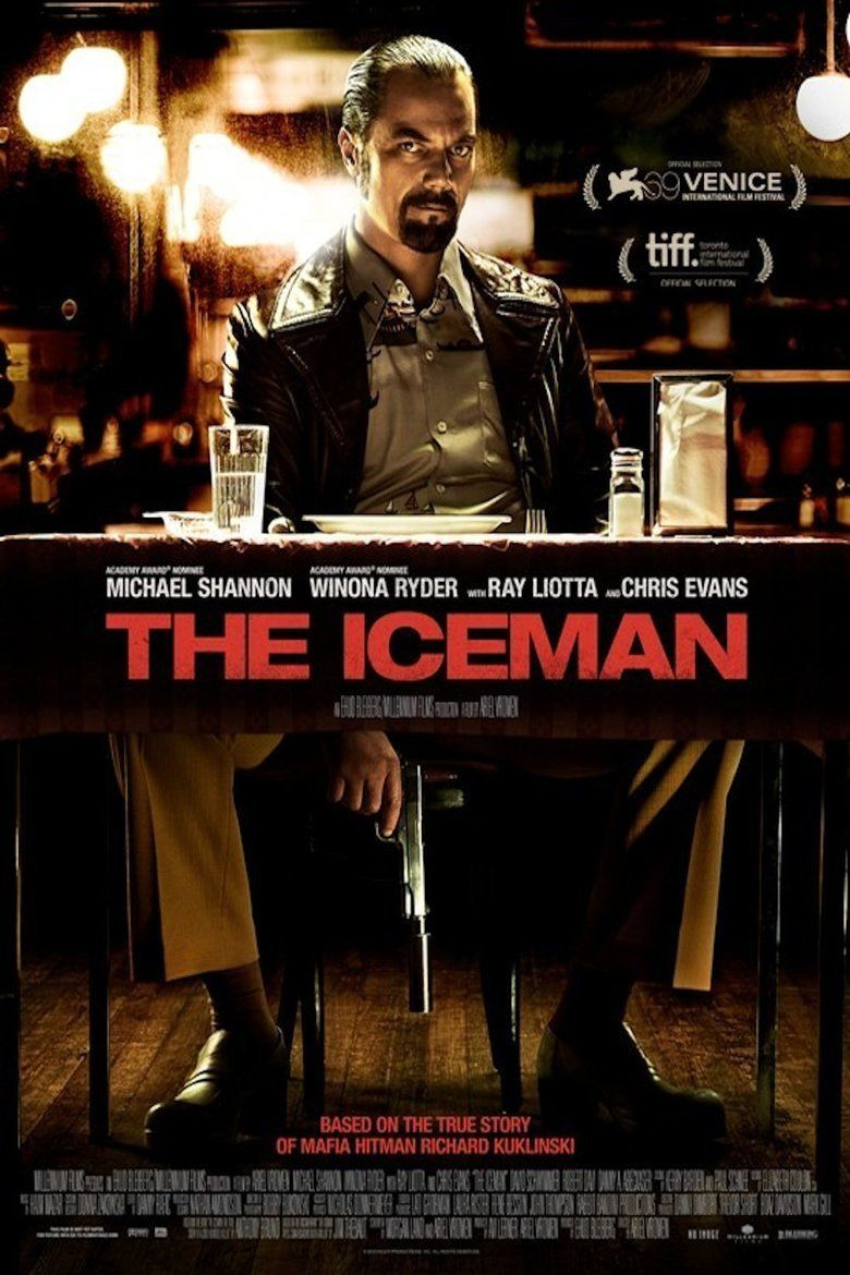 The Iceman (film) movie poster