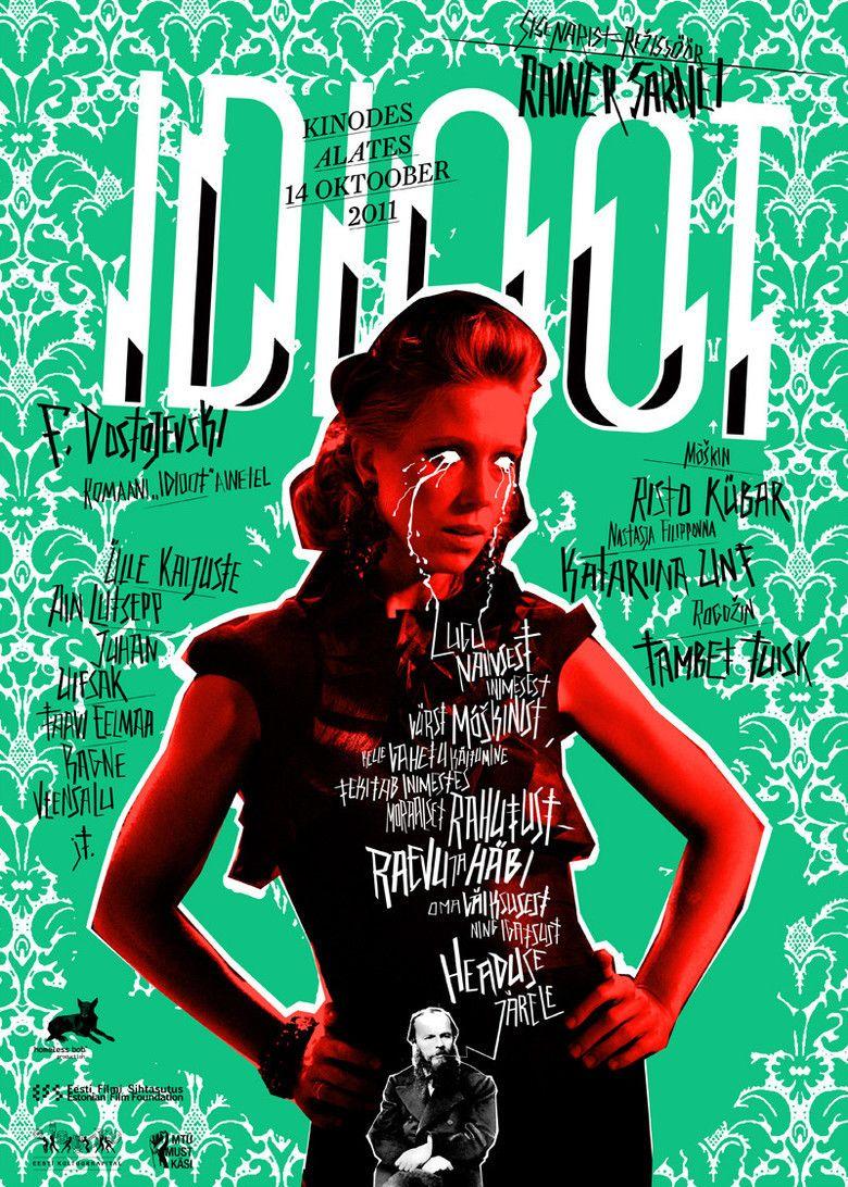 The Idiot (2011 film) movie poster