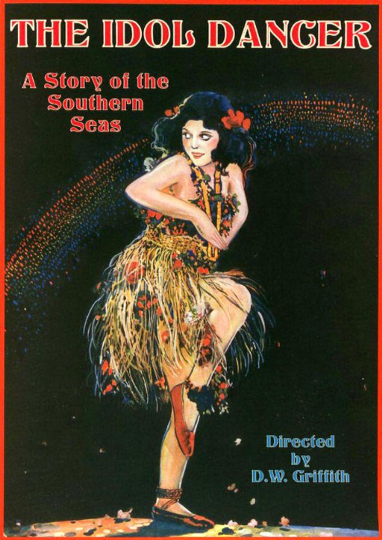 The Idol Dancer movie poster