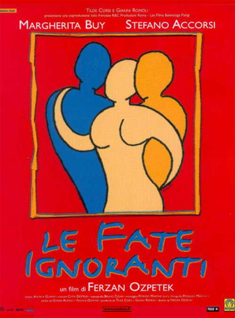 The Ignorant Fairies movie poster