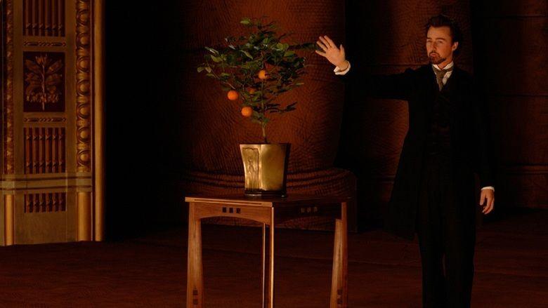 The Illusionist (2006 film) movie scenes