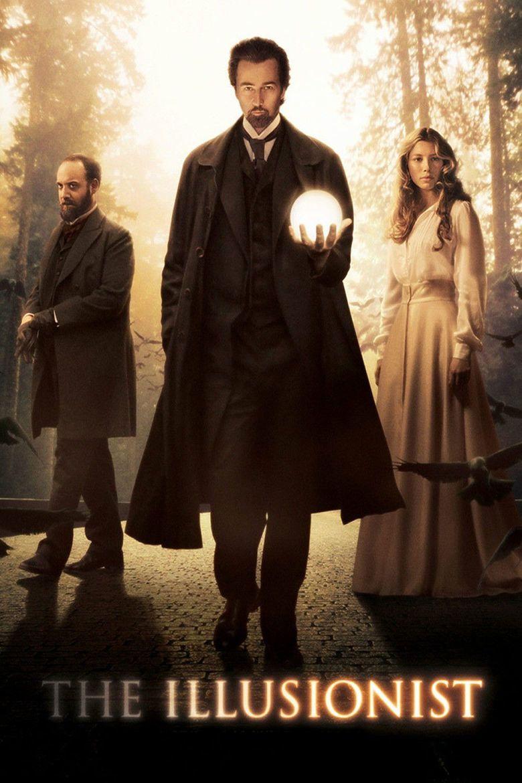 The Illusionist (2006 film) movie poster