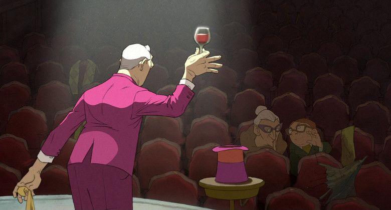 The Illusionist (2010 film) movie scenes