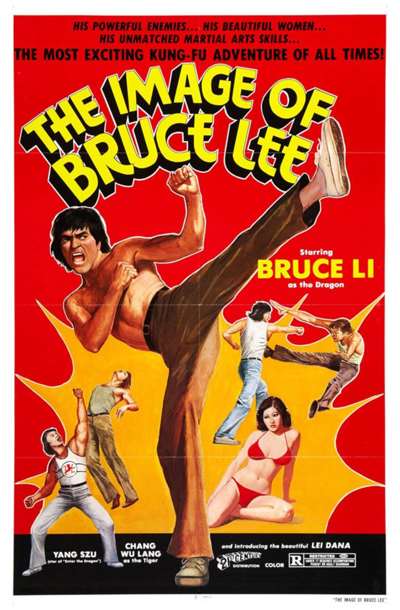 The Image of Bruce Lee movie poster