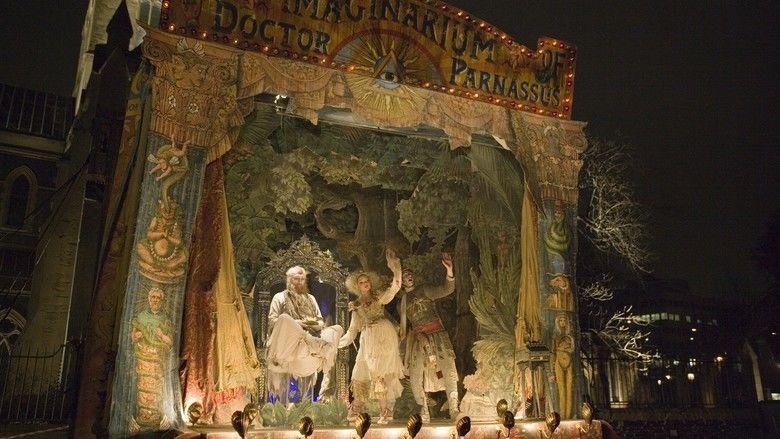 The Imaginarium of Doctor Parnassus movie scenes