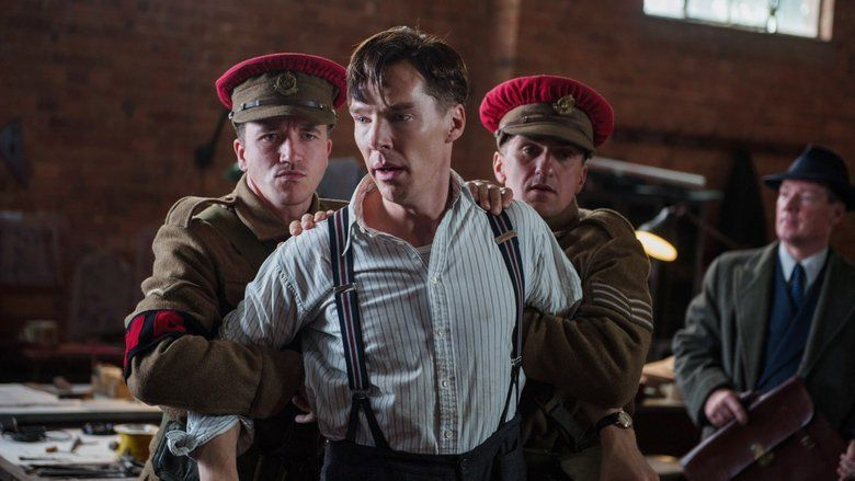 The Imitation Game movie scenes