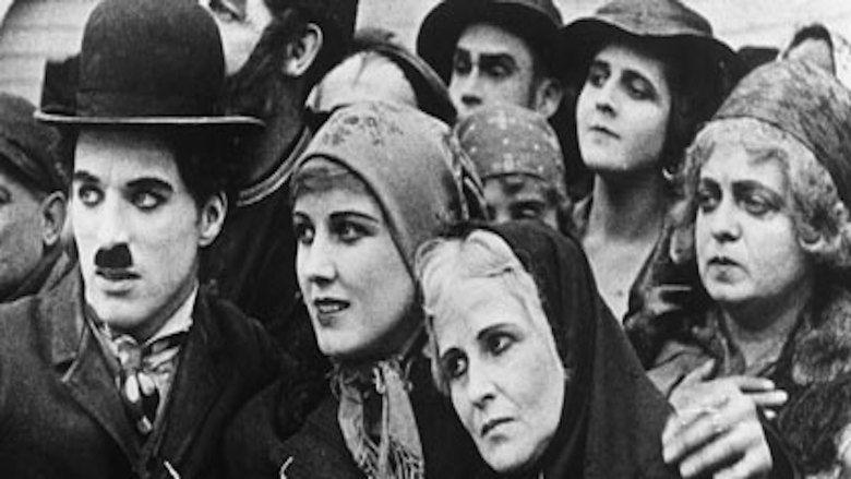 The Immigrant (1917 film) movie scenes