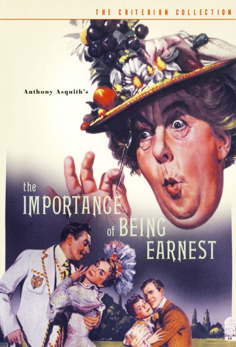 The Importance of Being Earnest (1952 film) movie poster