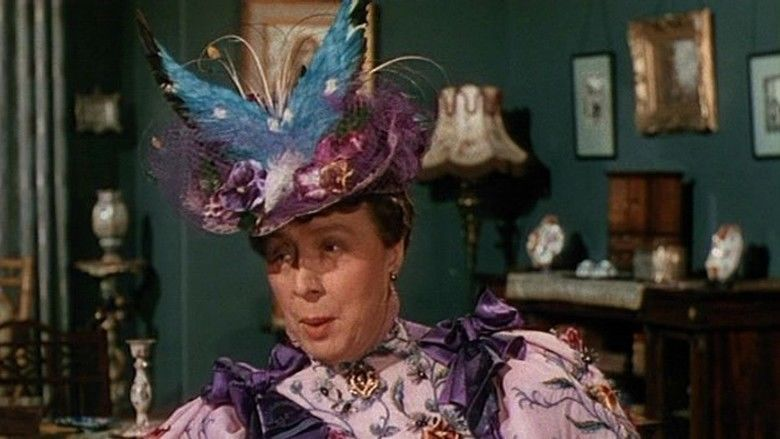 The Importance of Being Earnest (1952 film) movie scenes