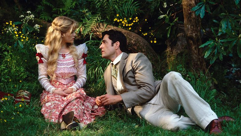 The Importance of Being Earnest (2002 film) movie scenes
