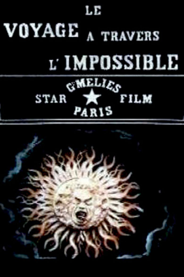 The Impossible Voyage movie poster