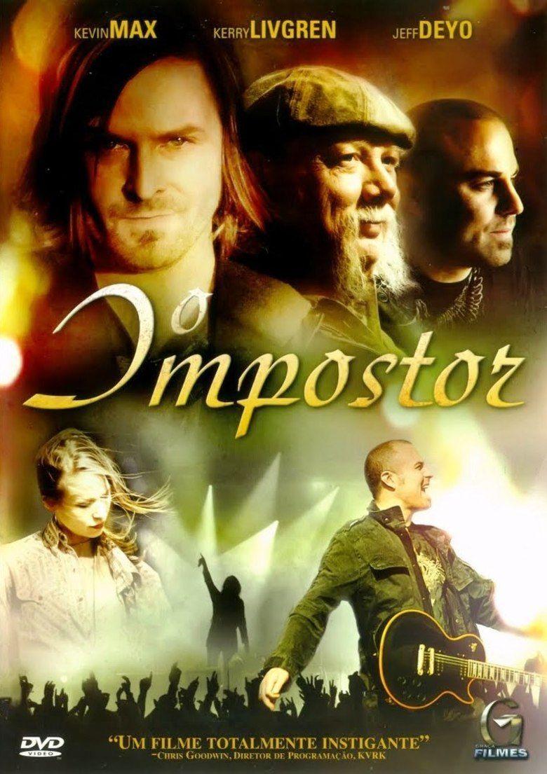 The Imposter (2008 film) movie poster