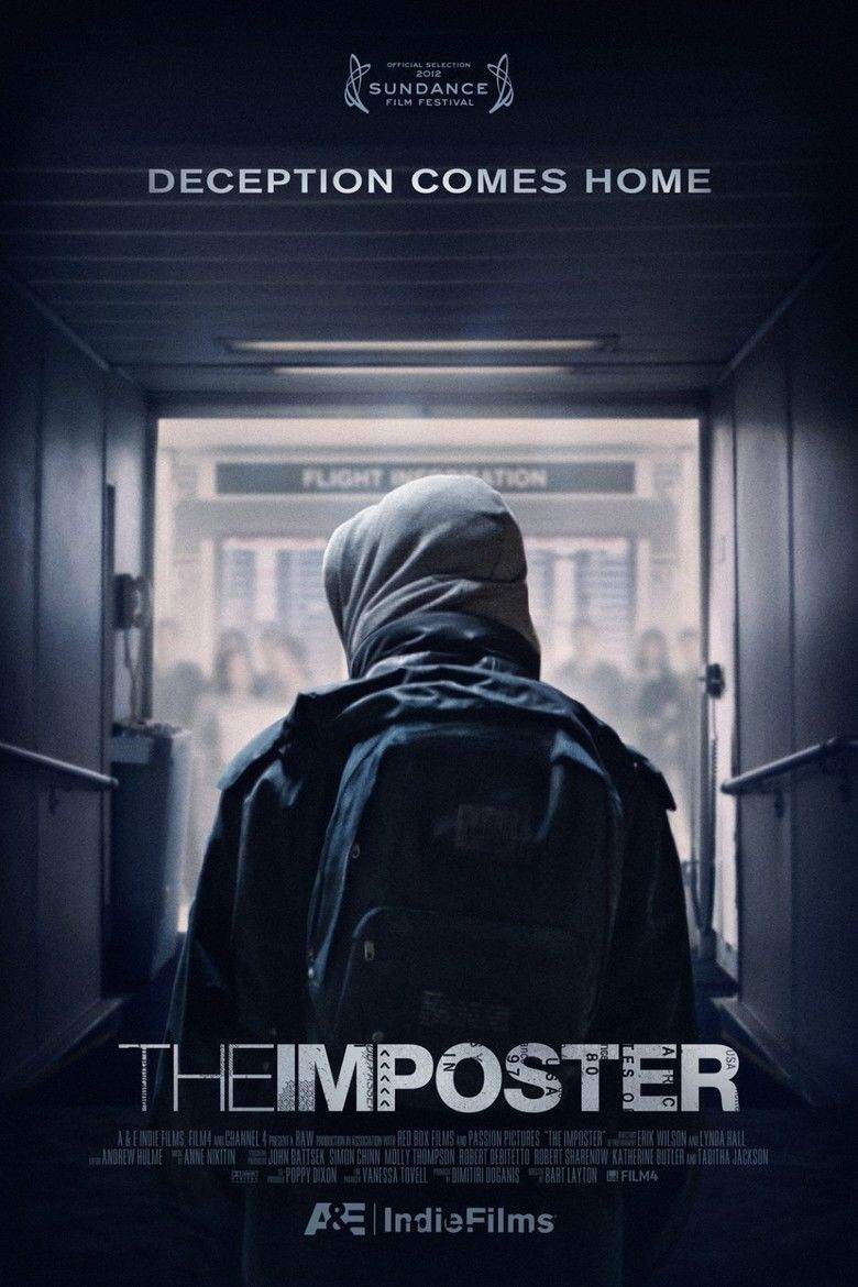 The Imposter (2012 film) movie poster