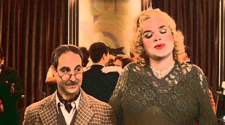 The Impostors movie scenes