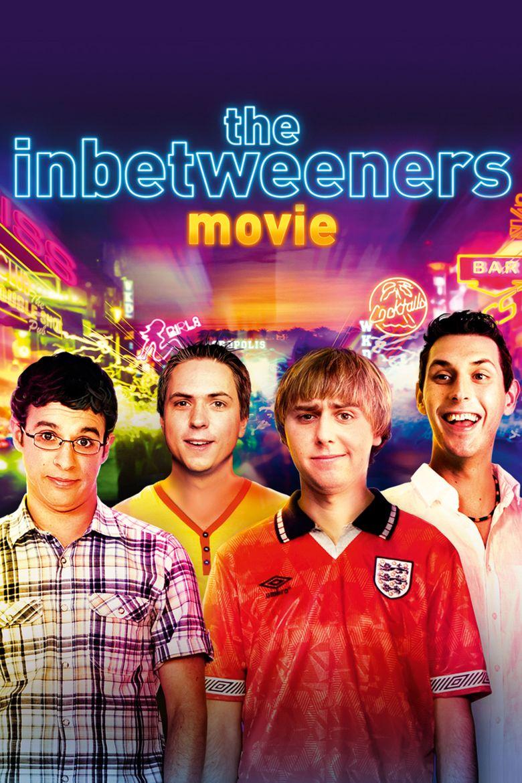 The Inbetweeners Movie movie poster