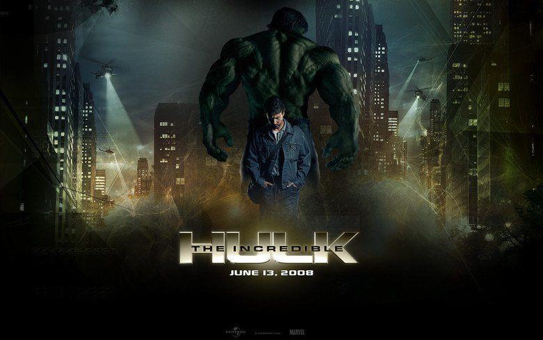 The Incredible Hulk (film) movie scenes