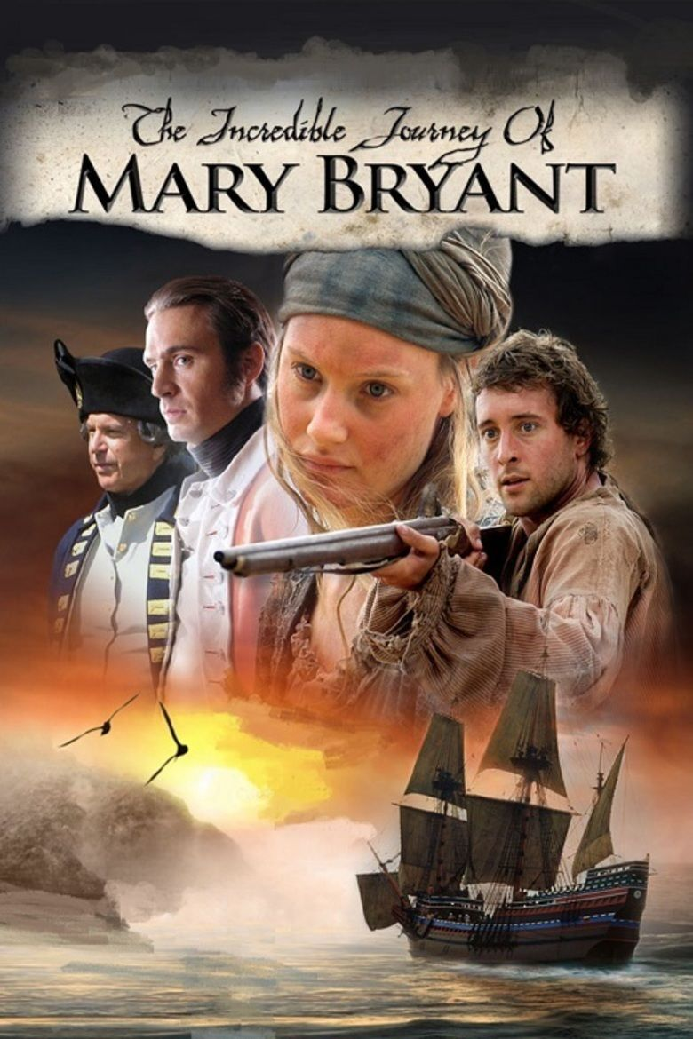 The Incredible Journey of Mary Bryant movie poster