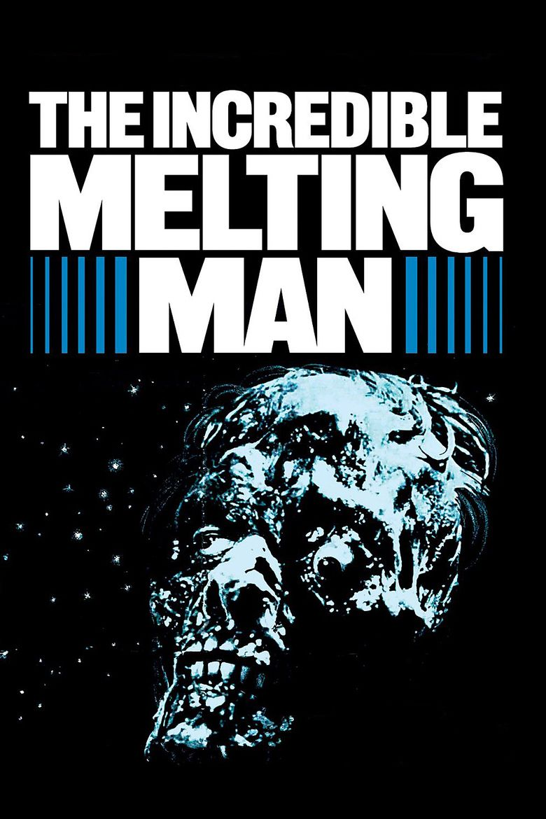 The Incredible Melting Man movie poster
