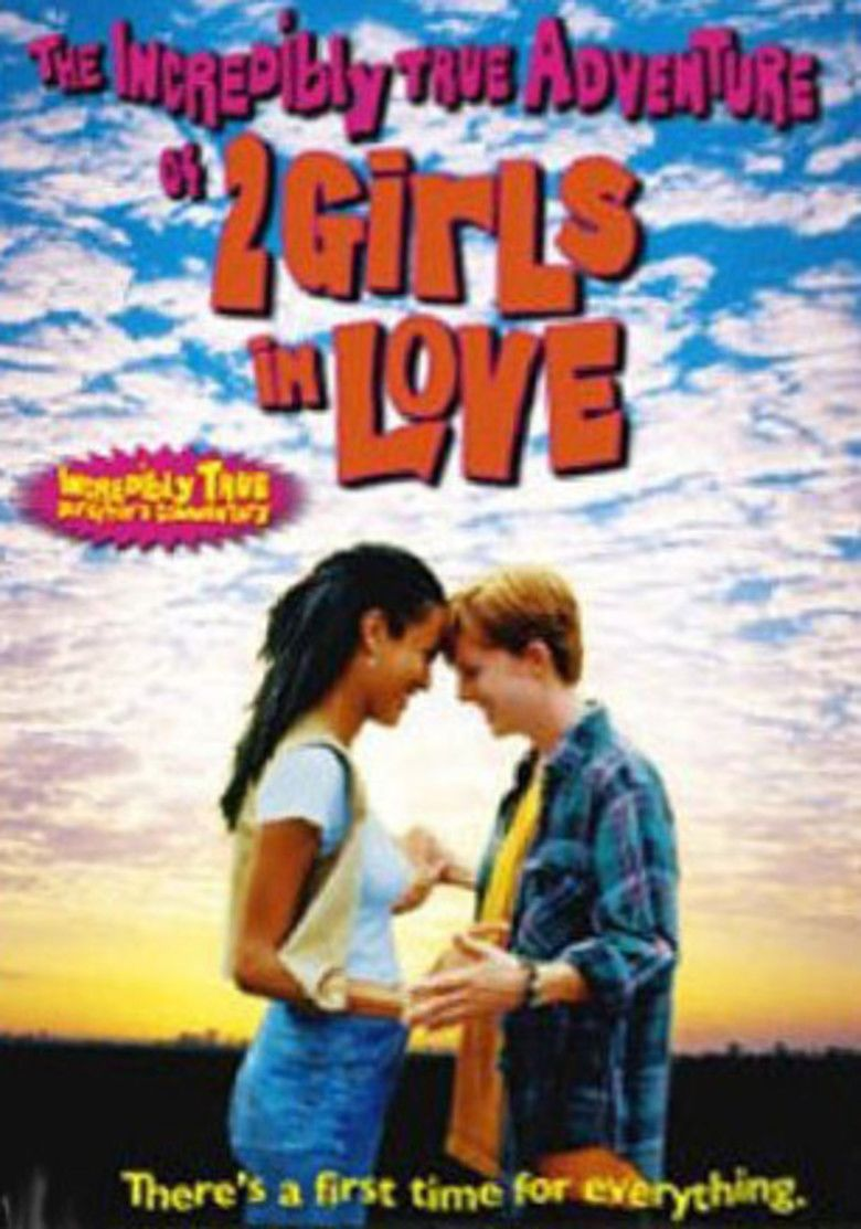The Incredibly True Adventure of Two Girls in Love movie poster
