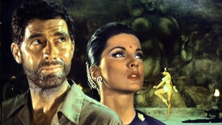 The Indian Tomb (1959 film) movie scenes