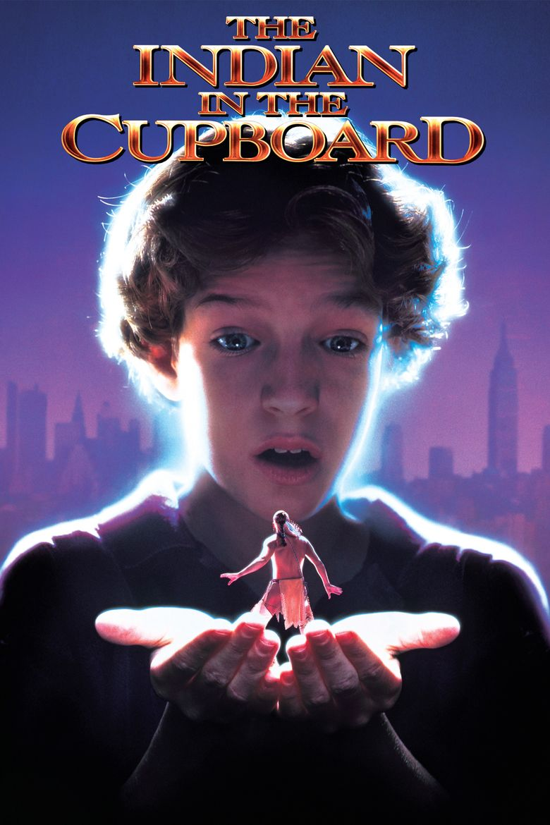The Indian in the Cupboard (film) movie poster