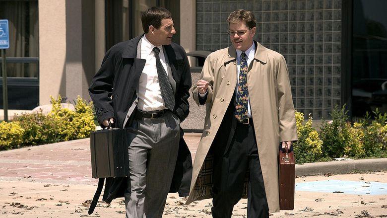 The Informant! movie scenes