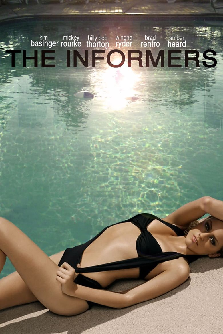 The Informers (2008 film) movie poster