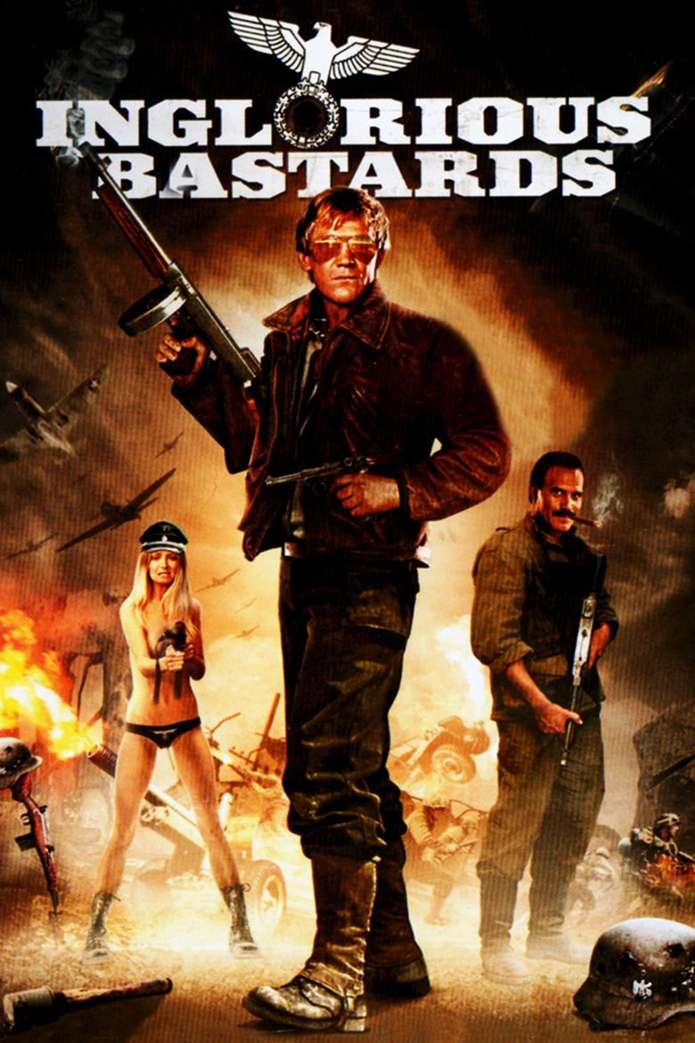 the inglorious bastards the social encyclopedia the inglorious bastards movie poster