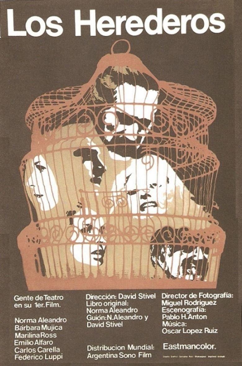 The Inheritors (1970 film) movie poster