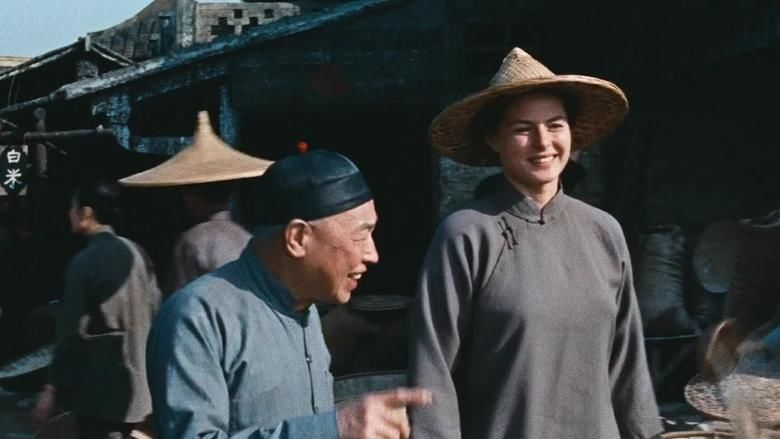 The Inn of the Sixth Happiness movie scenes