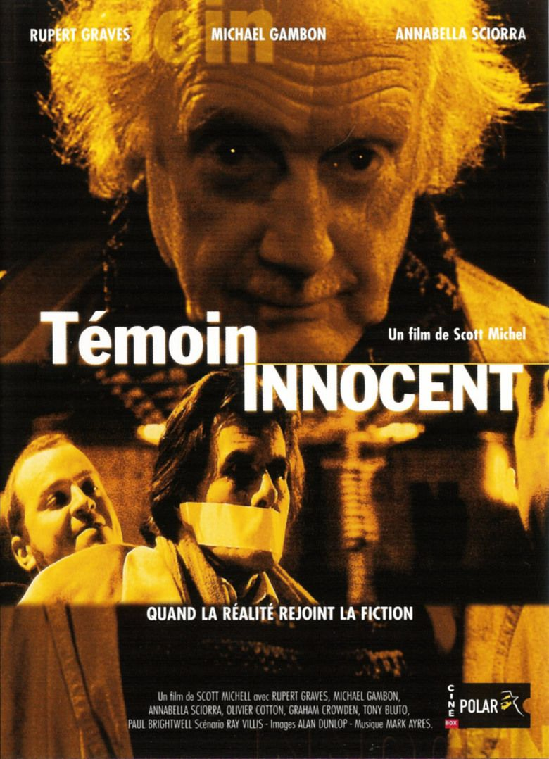 The Innocent Sleep movie poster
