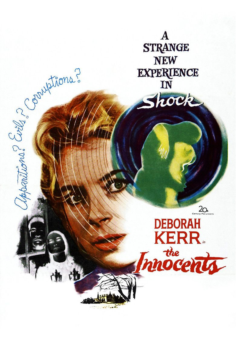 The Innocents (1961 film) movie poster