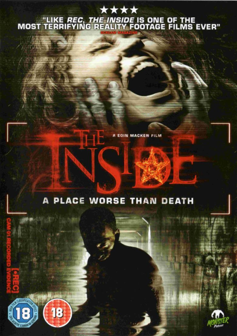 The Inside (film) movie poster