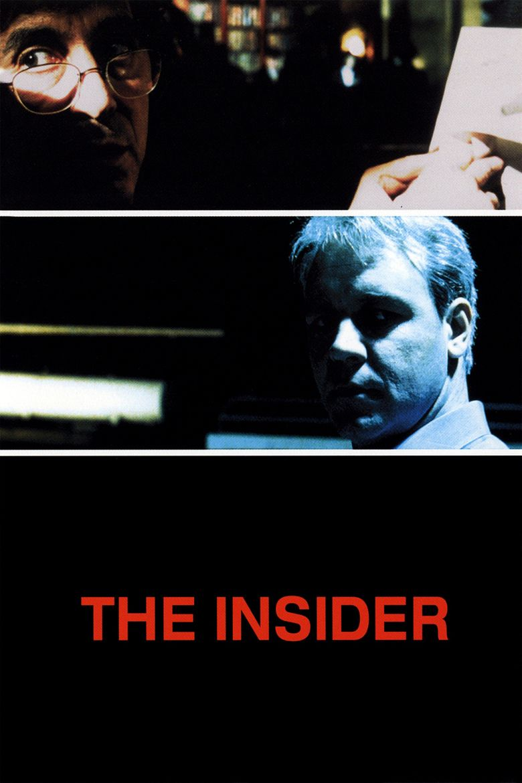 The Insider (film) movie poster