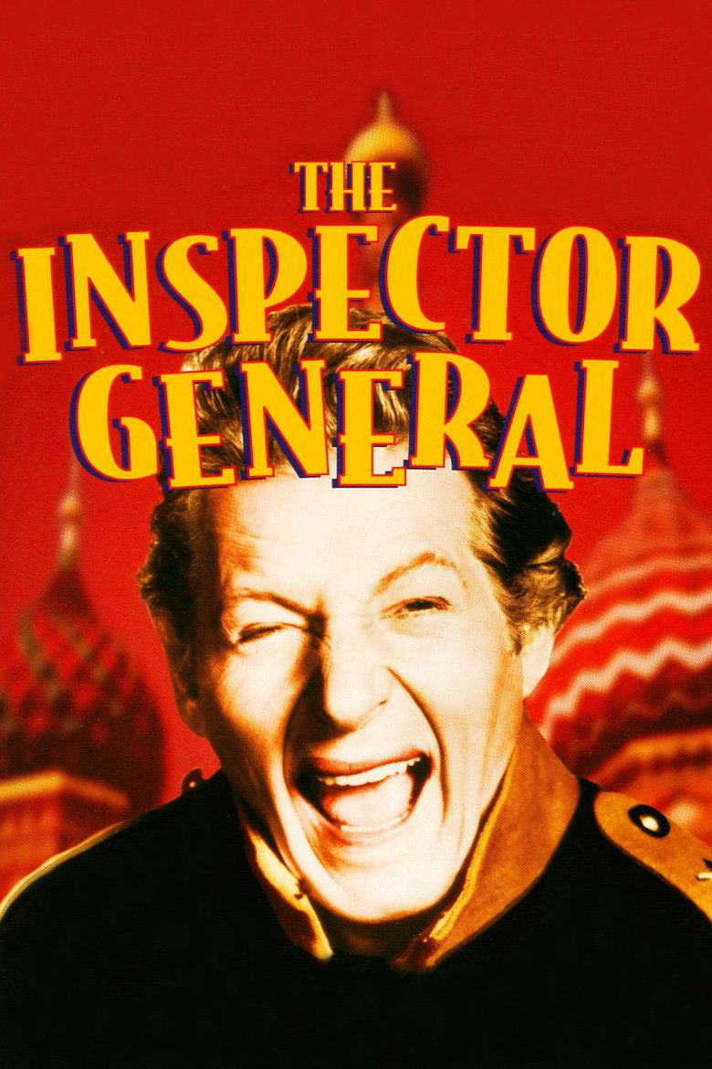 The Inspector General (film) movie poster