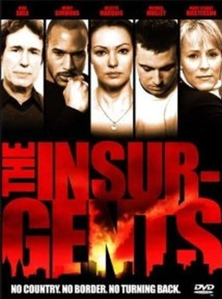 The Insurgents movie poster