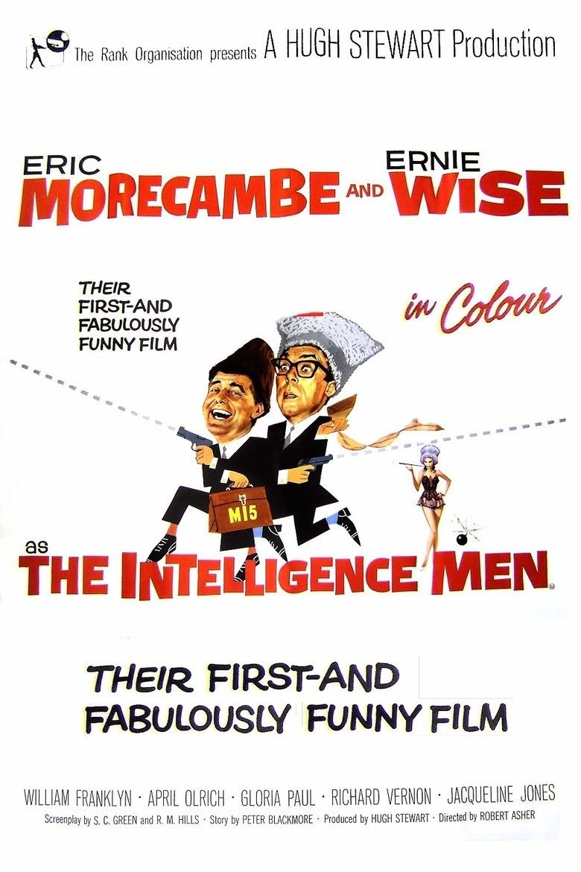 The Intelligence Men movie poster