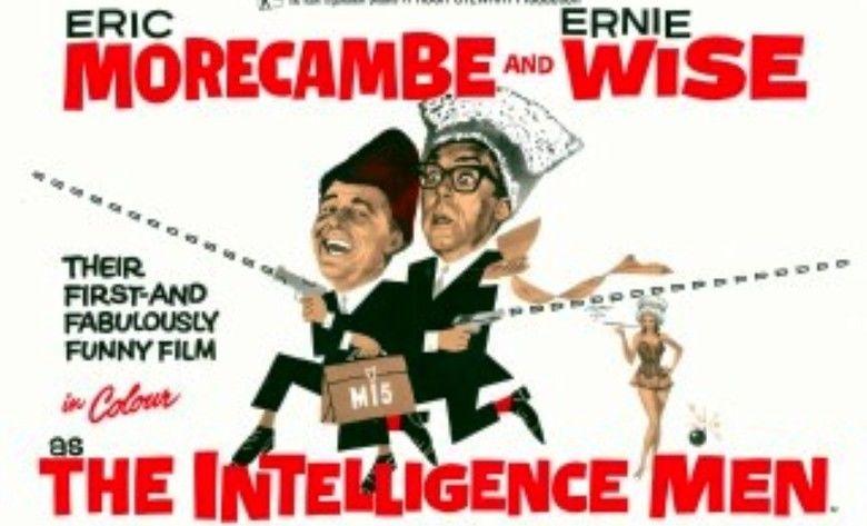 The Intelligence Men movie scenes