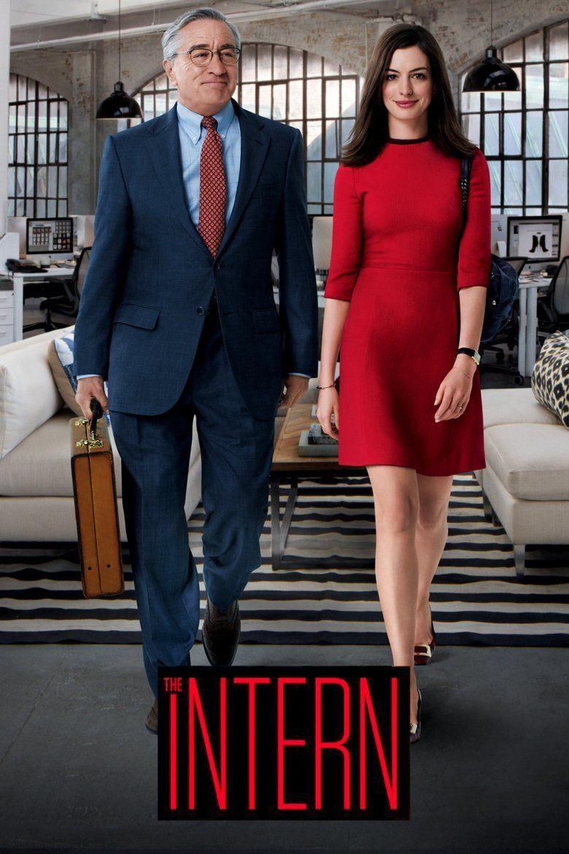 The Intern (2015 film) movie poster