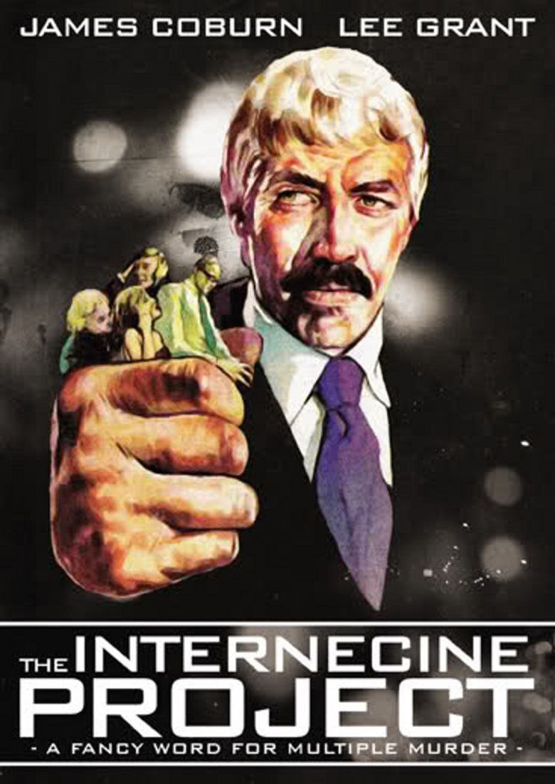 The Internecine Project movie poster